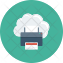 Cloudprinting Icon