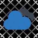 Cloud Server Storage Icon