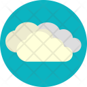 Cloudy Weather Clouds Icon