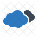 Clouds Weather Climate Icon