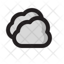 Clouds Cloud Cloudy Icon