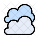 Clouds Sky Climate Icon