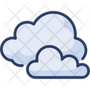 Clouds Forecast Overcast Icon