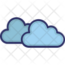 Clouds Weather Forecast Icon