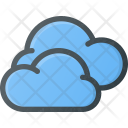 Clouds Weather Forcast Icon