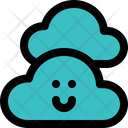 Clouds Cloudy Clouded Icon
