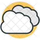 Clouds Puffy Weather Icon