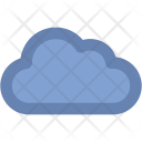 Clouds Sky Puffy Icon
