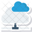 Clouds Communication Connection Icon