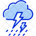 Clouds Thunder Clouds Thunder Icon