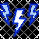 Cloudthunder Thunder Storm Icon