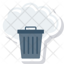 Cloudtrash Icon