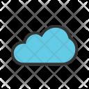 Cloudy Rain Cloud Icon
