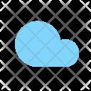 Cloudy Sky Cloud Icon