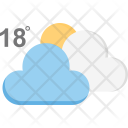 Cloudy Forecast Weather Icon