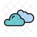 Cloud Clouds Cloudy Icon