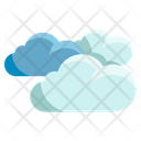 Forecast Cloudy Clouds Icon