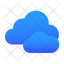 Cloudy Clouds Weather Icon