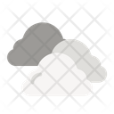 Cloudy Cloud Weather Icon