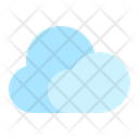 Cloudy Clouds Cloud Icon