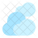 Cloudy Clouds Forecast Icon