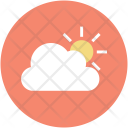 Cloudy Pronostic Sunny Icon