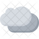 Cloudy Weather Nature Icon