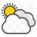 Cloudy Day Weather Icon
