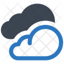 Autumn Clouds Cloudy Day Icon