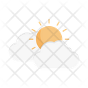 Clouds Forecast Weather Icon