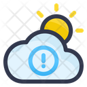Cloudy Information Icon