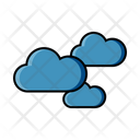 Very Cloudy Weather Icon