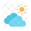 Cloudy Weather Cloudy Weather Icon