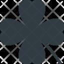 Clover Luck Patrick Icon