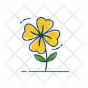 Flower Clover Leaf Icon