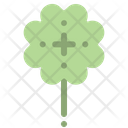 Clover Nature Spring Icon