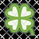Clover Luck Icon