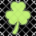 Clover Irish Ireland Icon