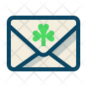 Clover Mail Message Icon