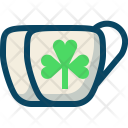 Clover Cups Drink Icon