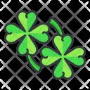 Clover Lucky Gambling Icon