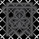 Clover flag Icon