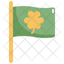 Flag Saint Patricks Day Patrick Icon