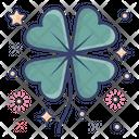 Clover Flower Rose Wild Rose Icon