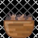 Cloves Seasoning Dish Icon