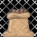 Cloves Sack Orient Icon