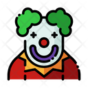 Clow Clown Circus Icon