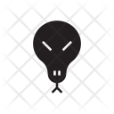 Clown Creepy Ghost Icon