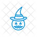 Clown Halloween Jester Icon
