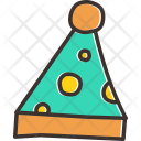 Clown Fun Cap Icon
